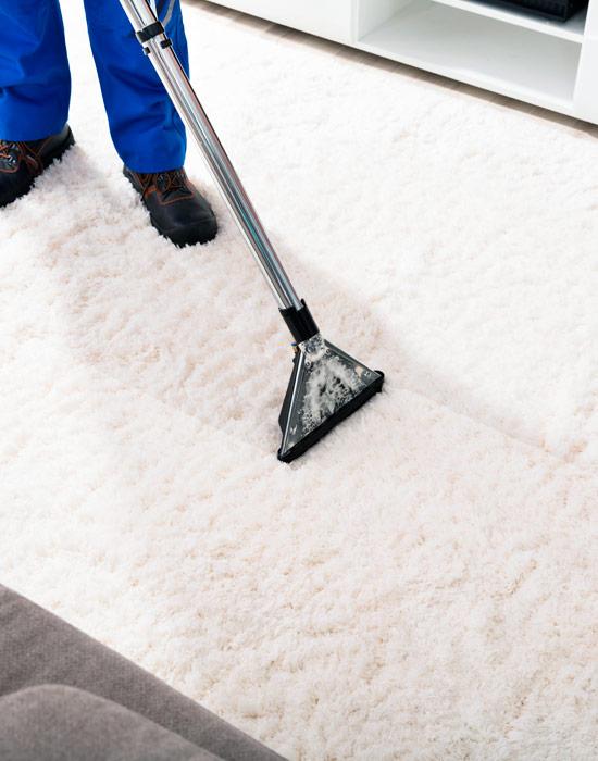 Limpeza de tapetes e carpetes no Algarve