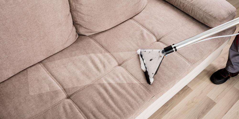 Limpeza e desinfecção de sofás no Algarve