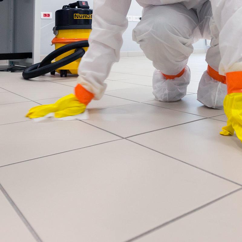Limpeza de pavimentos em Ourique